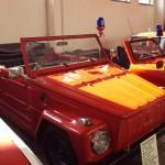 Einsatzleitwagen VW Audi Trabbi
